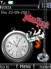 Judas Priest BS By ROMB39 es el tema de pantalla