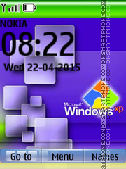 Win Xp Colours es el tema de pantalla